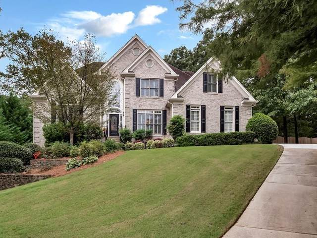 1495 Woodland Lake Drive, Snellville, GA 30078 (MLS #6783153) :: Tonda Booker Real Estate Sales