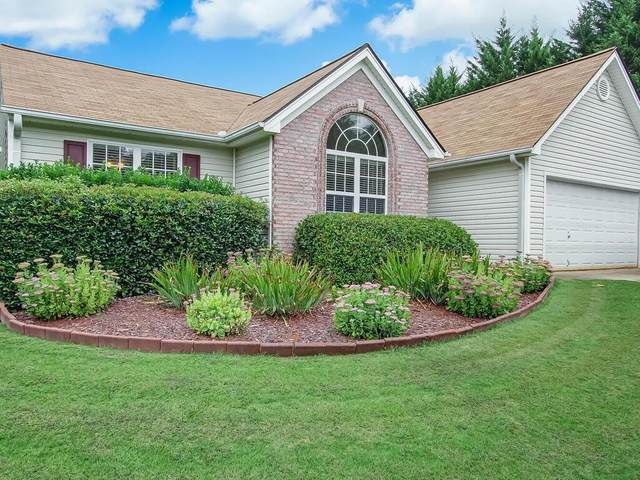 5462 Evergreen Forest Court, Flowery Branch, GA 30542 (MLS #6783161) :: North Atlanta Home Team
