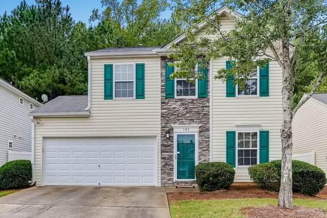 142 Oak Grove Place, Acworth, GA 30102 (MLS #6783174) :: Path & Post Real Estate