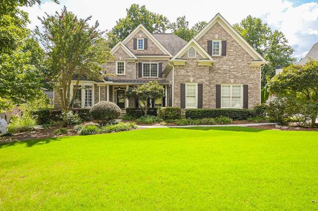 8030 Brixton Place, Suwanee, GA 30024 (MLS #6783208) :: Rock River Realty