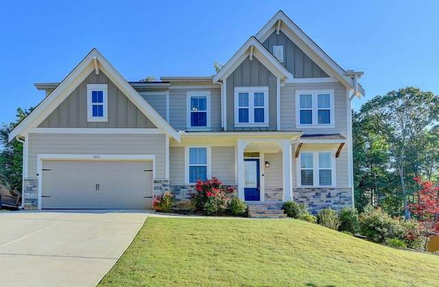 1152 Liberty Park Drive, Braselton, GA 30517 (MLS #6783246) :: The Butler/Swayne Team