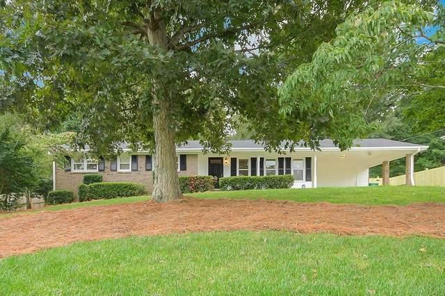 6818 Tilton Lane, Atlanta, GA 30360 (MLS #6783291) :: Tonda Booker Real Estate Sales
