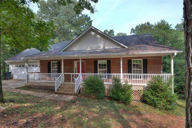 12 River Oaks Drive SW, Cartersville, GA 30120 (MLS #6783295) :: The Hinsons - Mike Hinson & Harriet Hinson