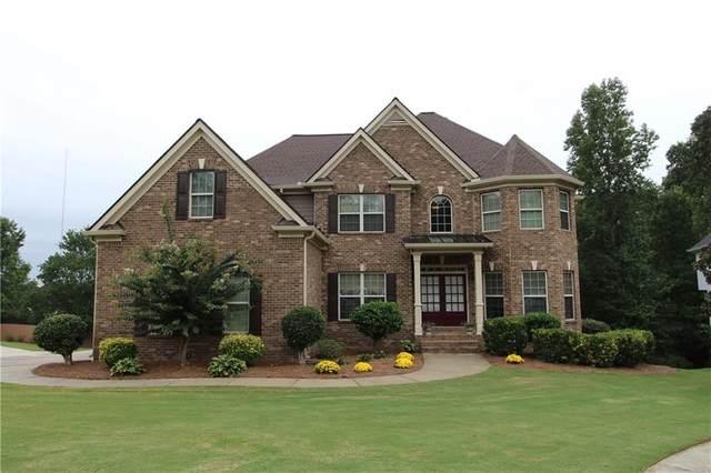 3936 Thompson Lake Drive, Buford, GA 30519 (MLS #6783312) :: Charlie Ballard Real Estate