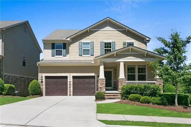 4300 Jameson Lane SE, Smyrna, GA 30082 (MLS #6783332) :: Tonda Booker Real Estate Sales