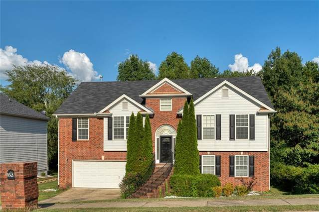 393 Macland Drive, Lawrenceville, GA 30045 (MLS #6783335) :: The Heyl Group at Keller Williams