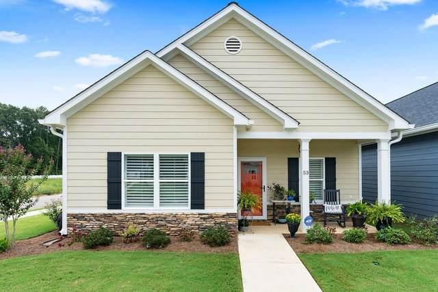 53 Greenway Lane, Cartersville, GA 30120 (MLS #6783347) :: North Atlanta Home Team