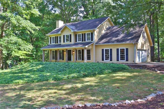 4551 Oakhurst Lane, Alpharetta, GA 30004 (MLS #6783355) :: North Atlanta Home Team