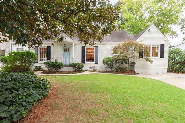 615 Darlington Road NE, Atlanta, GA 30305 (MLS #6783371) :: The Butler/Swayne Team