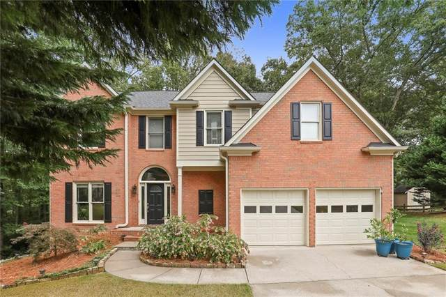 2335 Rose Walk Drive, Alpharetta, GA 30005 (MLS #6783373) :: North Atlanta Home Team