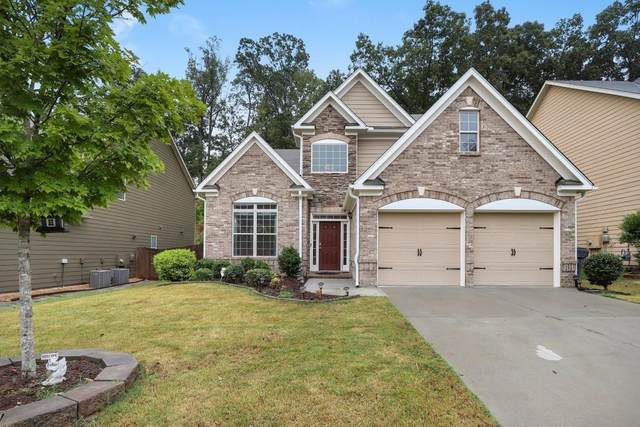341 Shiloh Manor Drive, Marietta, GA 30066 (MLS #6783380) :: North Atlanta Home Team