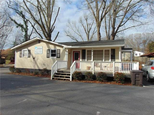 109 Central Avenue, Cartersville, GA 30120 (MLS #6783402) :: The Hinsons - Mike Hinson & Harriet Hinson