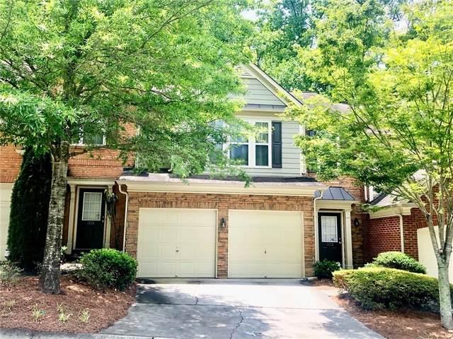 1772 Fair Oak Way #11, Mableton, GA 30126 (MLS #6783426) :: Kennesaw Life Real Estate