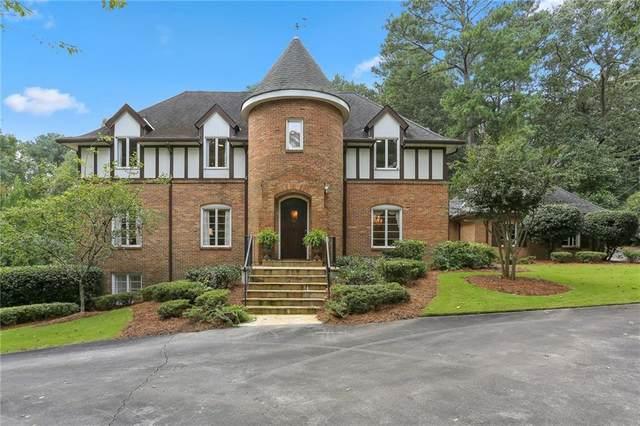 2876 Wyngate Drive NW, Atlanta, GA 30305 (MLS #6783431) :: The Heyl Group at Keller Williams