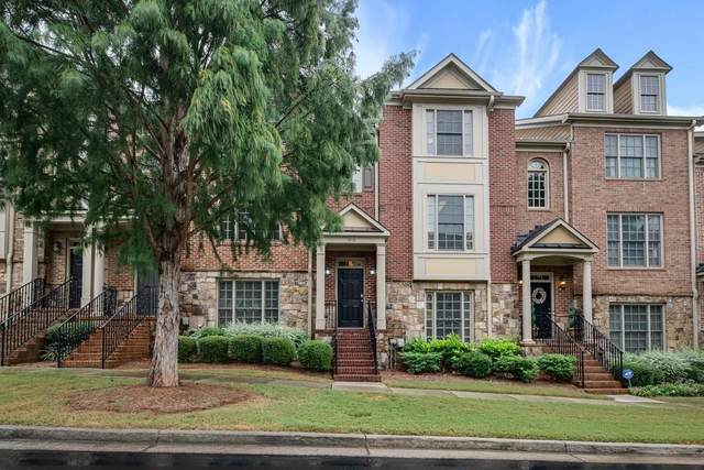 3919 High Dove Way SW #16, Smyrna, GA 30082 (MLS #6783463) :: The Zac Team @ RE/MAX Metro Atlanta