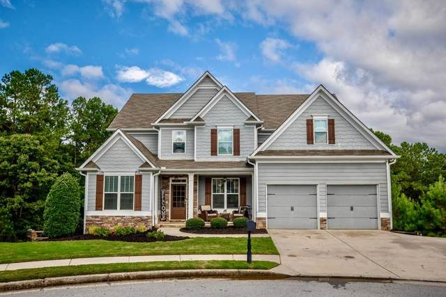 544 Blackberry Run Drive, Dallas, GA 30132 (MLS #6783484) :: North Atlanta Home Team