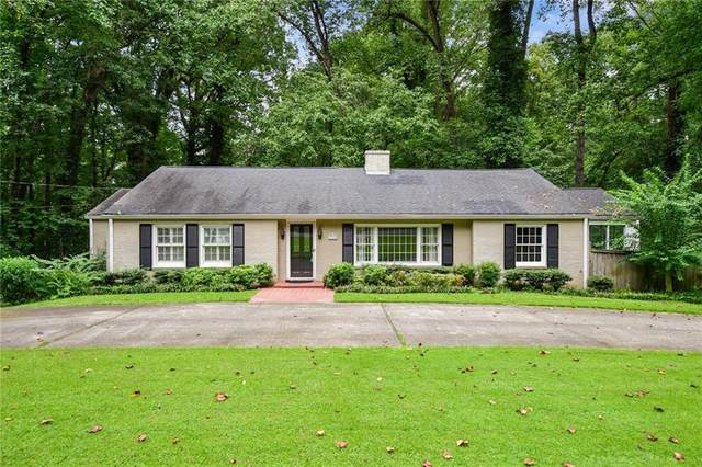 3940 Ivy Road NE, Atlanta, GA 30342 (MLS #6783499) :: The Hinsons - Mike Hinson & Harriet Hinson