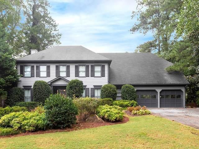 3091 Greyfield Trace, Marietta, GA 30067 (MLS #6783500) :: Path & Post Real Estate
