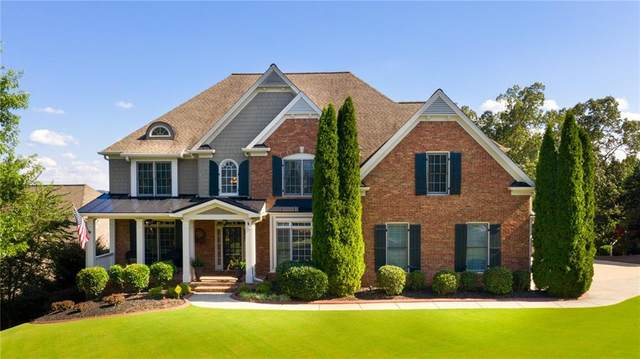 135 Gold Springs Court, Canton, GA 30114 (MLS #6783514) :: Tonda Booker Real Estate Sales