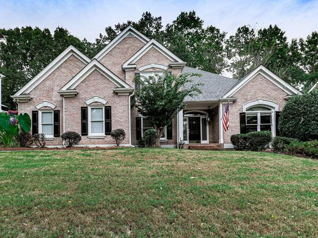 2610 Winterthur Main NW, Kennesaw, GA 30144 (MLS #6783536) :: Tonda Booker Real Estate Sales
