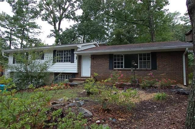 1535 Danbury Drive, Norcross, GA 30093 (MLS #6783543) :: North Atlanta Home Team