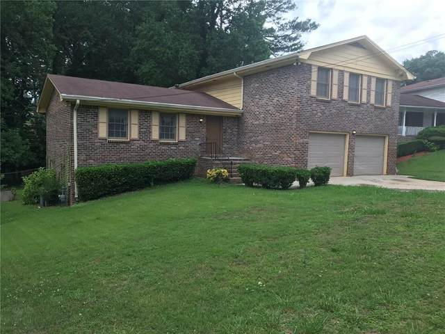 2249 Troutdale Drive, Decatur, GA 30032 (MLS #6783590) :: The Zac Team @ RE/MAX Metro Atlanta