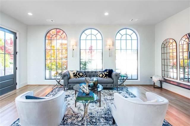 54 Bass Street SE #88, Atlanta, GA 30315 (MLS #6783596) :: Vicki Dyer Real Estate