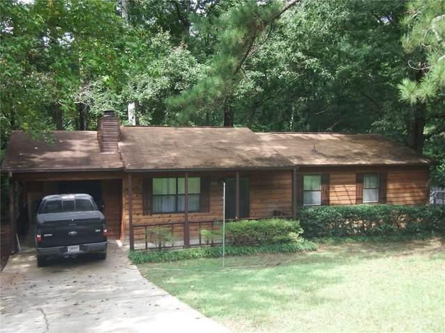 2863 Melanie Lane, Douglasville, GA 30135 (MLS #6783599) :: Kennesaw Life Real Estate