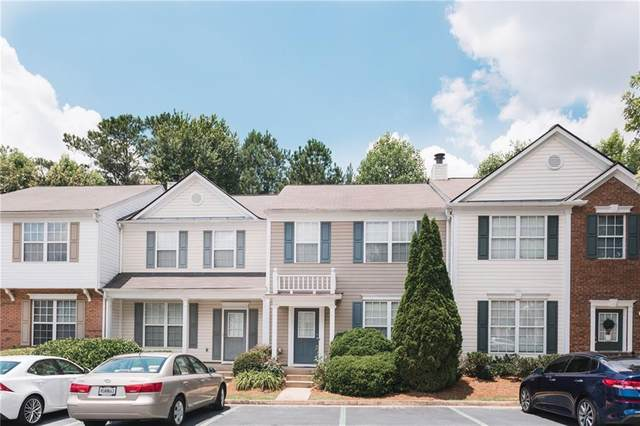 2718 Ashleigh Lane, Alpharetta, GA 30004 (MLS #6783613) :: North Atlanta Home Team