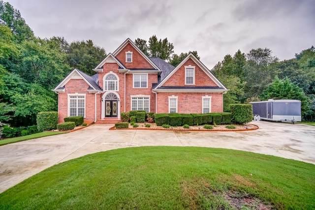 2716 Trellis Court, Conyers, GA 30094 (MLS #6783644) :: North Atlanta Home Team