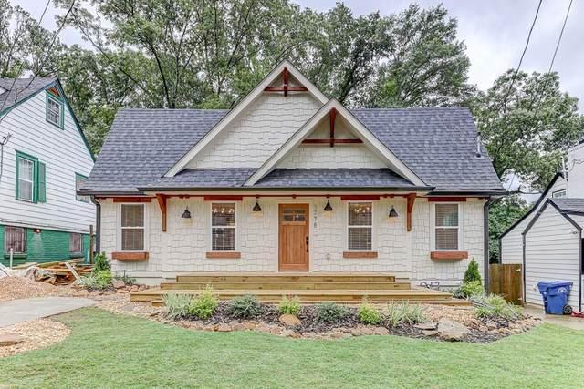1778 Alvarado Terrace, Atlanta, GA 30310 (MLS #6783667) :: RE/MAX Prestige