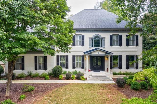 135 Ambler Way, Alpharetta, GA 30022 (MLS #6783671) :: North Atlanta Home Team