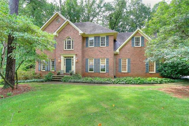 4100 Water Oak Terrace SW, Lilburn, GA 30047 (MLS #6783673) :: North Atlanta Home Team