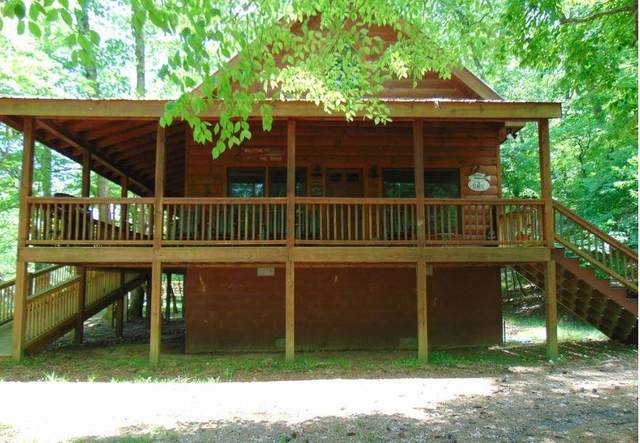 40 Holiday Court, Ellijay, GA 30540 (MLS #6783677) :: Path & Post Real Estate