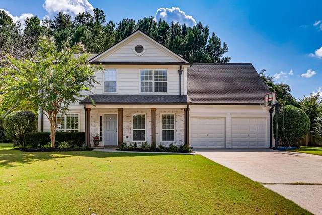 227 Woodcreek Way, Acworth, GA 30101 (MLS #6783689) :: Maria Sims Group