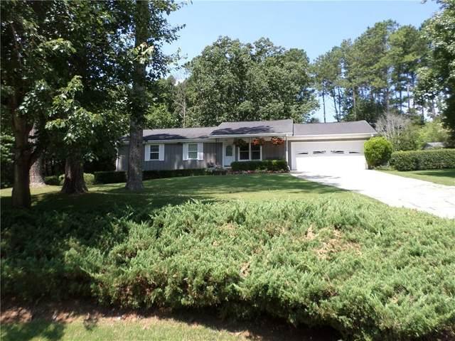 57 Fair Oaks Drive SE, Conyers, GA 30094 (MLS #6783690) :: The Heyl Group at Keller Williams