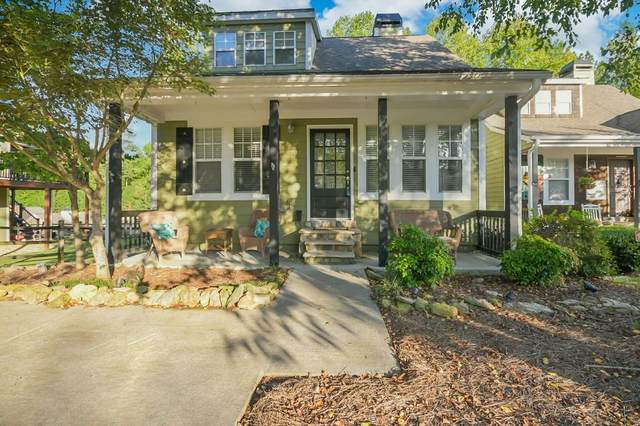 207 Lakeside Drive, Waleska, GA 30183 (MLS #6783701) :: Maria Sims Group