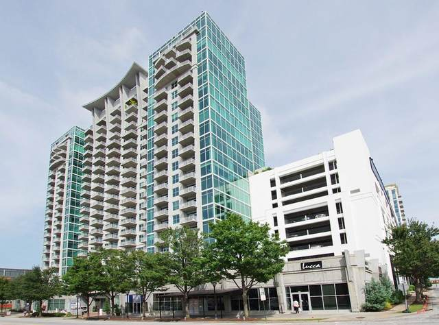 250 Pharr Road NE #1516, Atlanta, GA 30305 (MLS #6783733) :: Thomas Ramon Realty