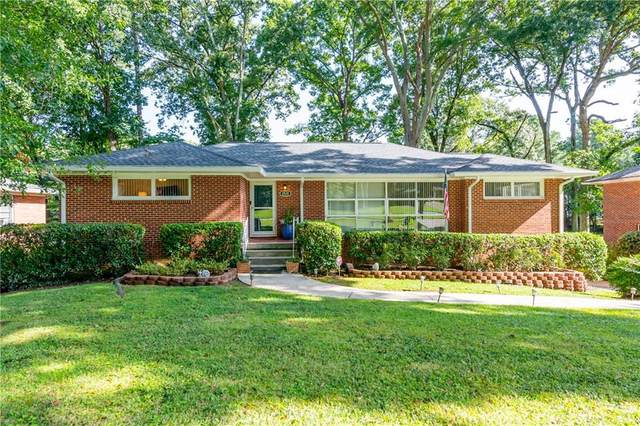 2535 S Bryan Circle, East Point, GA 30344 (MLS #6783749) :: The North Georgia Group