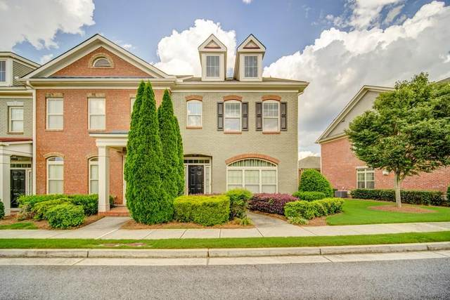 6855 Jamestown Drive, Alpharetta, GA 30005 (MLS #6783752) :: The Hinsons - Mike Hinson & Harriet Hinson
