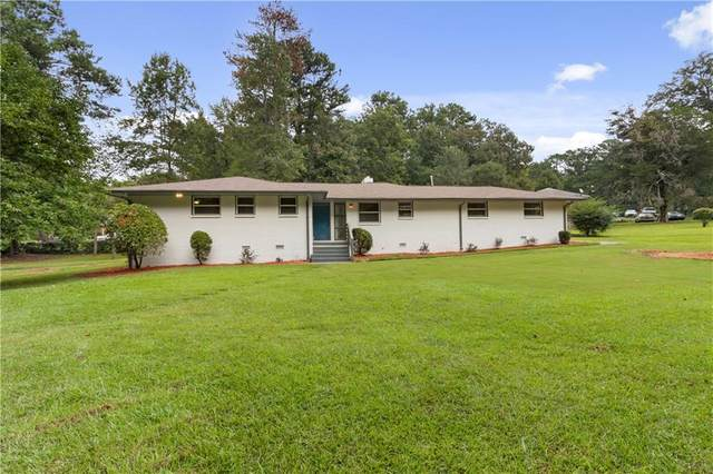 2855 Cascade Road SW, Atlanta, GA 30311 (MLS #6783777) :: The Heyl Group at Keller Williams