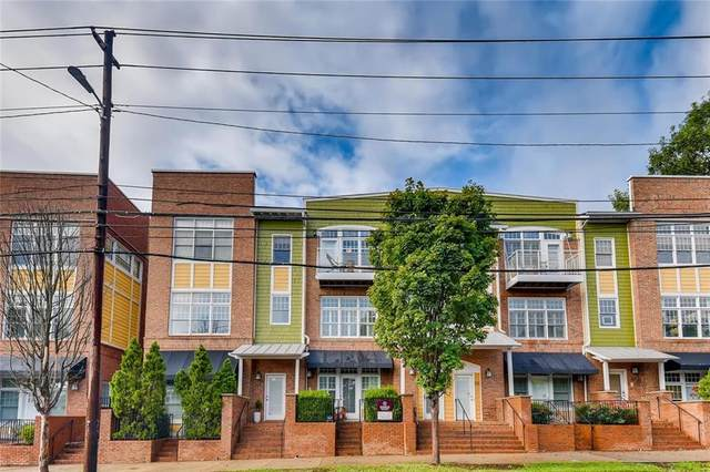1258 NE Dekalb Avenue NE #125, Atlanta, GA 30307 (MLS #6783779) :: The Zac Team @ RE/MAX Metro Atlanta