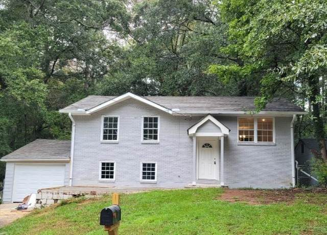 6600 Black Bend Court, Riverdale, GA 30274 (MLS #6783819) :: The Heyl Group at Keller Williams
