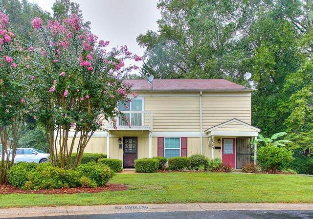 1331 Old Coach Road SW, Marietta, GA 30008 (MLS #6783827) :: Good Living Real Estate
