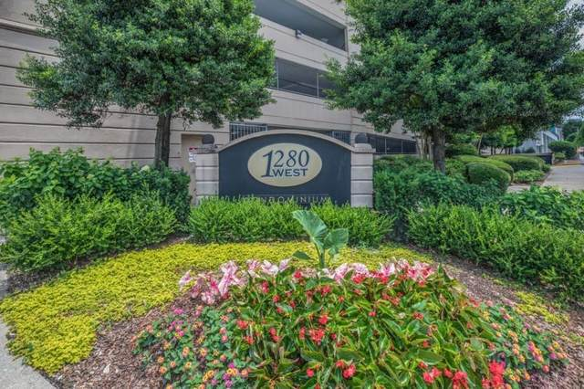 1280 W Peachtree Street NW #1809, Atlanta, GA 30309 (MLS #6783828) :: KELLY+CO