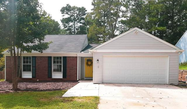 701 Ashton Lane, Lawrenceville, GA 30044 (MLS #6783829) :: Charlie Ballard Real Estate