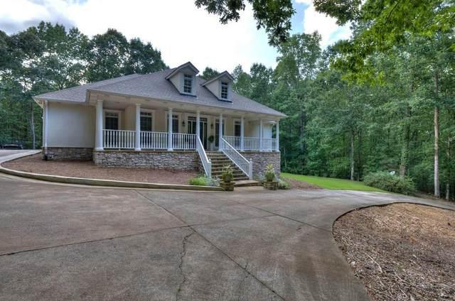 1360 E Paulding Drive, Dallas, GA 30157 (MLS #6783830) :: Kennesaw Life Real Estate