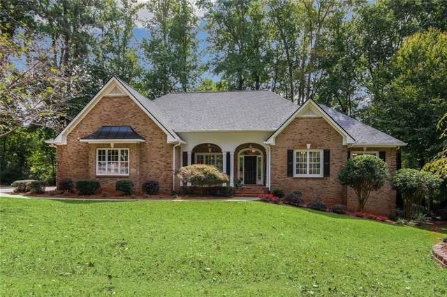 125 Split Ridge Drive, Canton, GA 30115 (MLS #6783886) :: Path & Post Real Estate