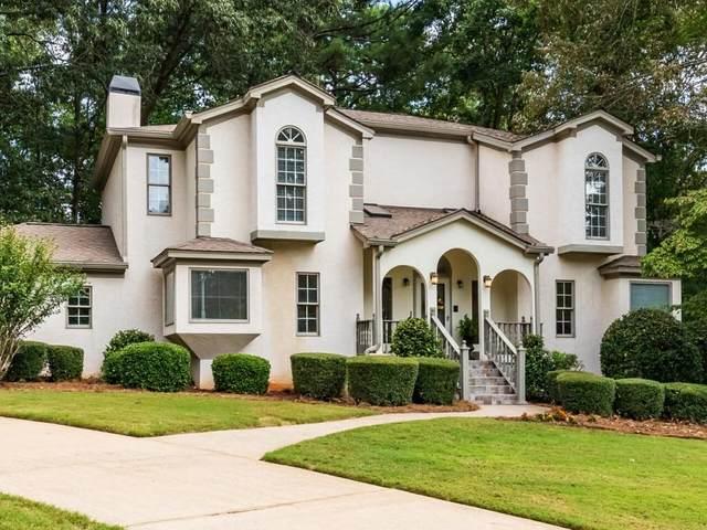 5190 Forest Run Trace, Johns Creek, GA 30022 (MLS #6783905) :: Scott Fine Homes at Keller Williams First Atlanta