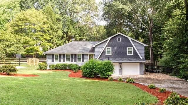 2890 Mountain Breeze Road, Marietta, GA 30064 (MLS #6783907) :: Kennesaw Life Real Estate
